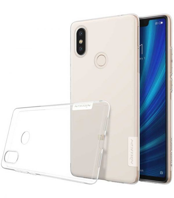 Nillkin Nature TPU Case για Xiaomi Mi 8 SE - Διάφανο