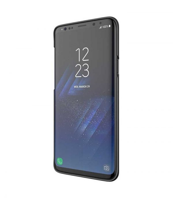 Nillkin Super Frosted Shield Case + kickstand για το Samsung Galaxy S9 Plus - Μαύρο