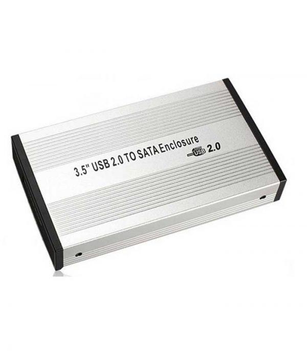 """ΟΕΜ Θήκη Σκληρού Δίσκου 3.5"""" SATA USB 2.0"""