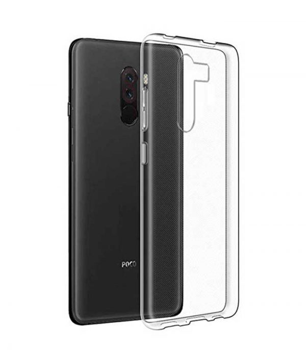 OEM TPU Ultra Slim Θήκη για Xiaomi Pocophone F1 - Διάφανο