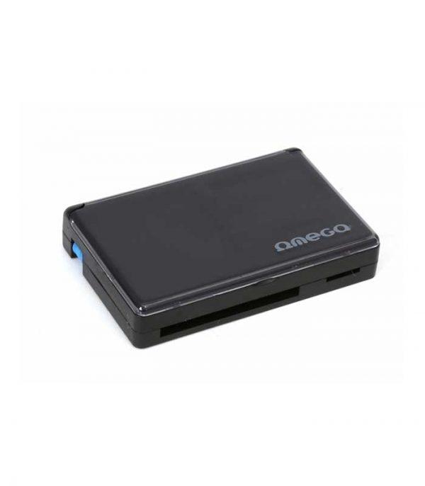 Ωmega Universal Card Reader microSDHC/SDHC/SDXC/CF USB 3.0 (OUCR33IN1)