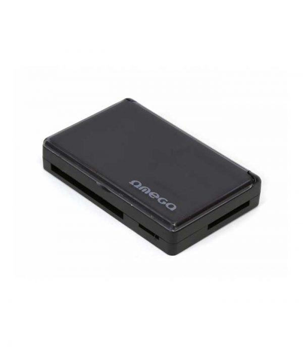 Omega Card Reader microSDHC/SDHC/SDXC/CF USB 3.0