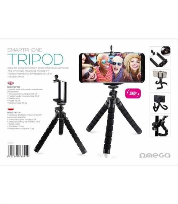 Omega Tripod Smartphones Holder