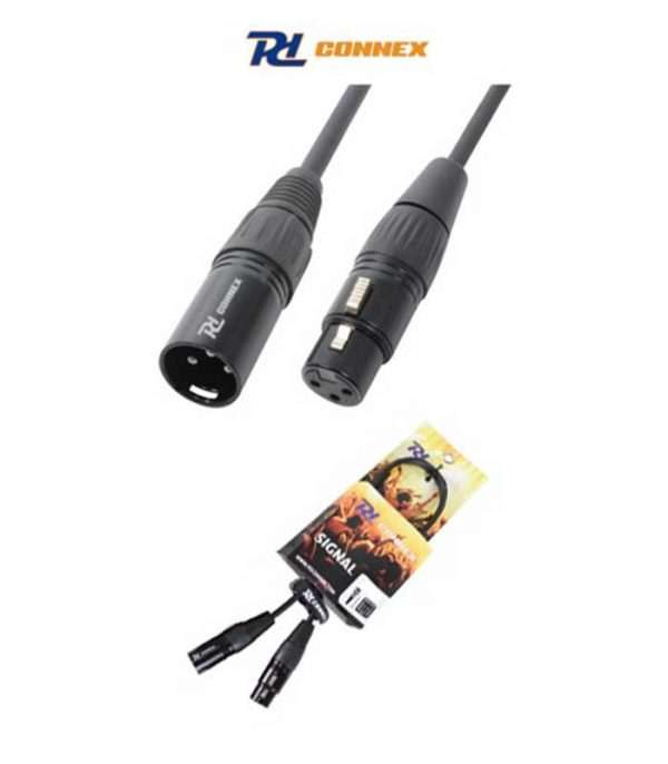 Power Dynamics Connex 176.003 - XLR(αρσ.) σε XLR(θυλ.) (1.5m)