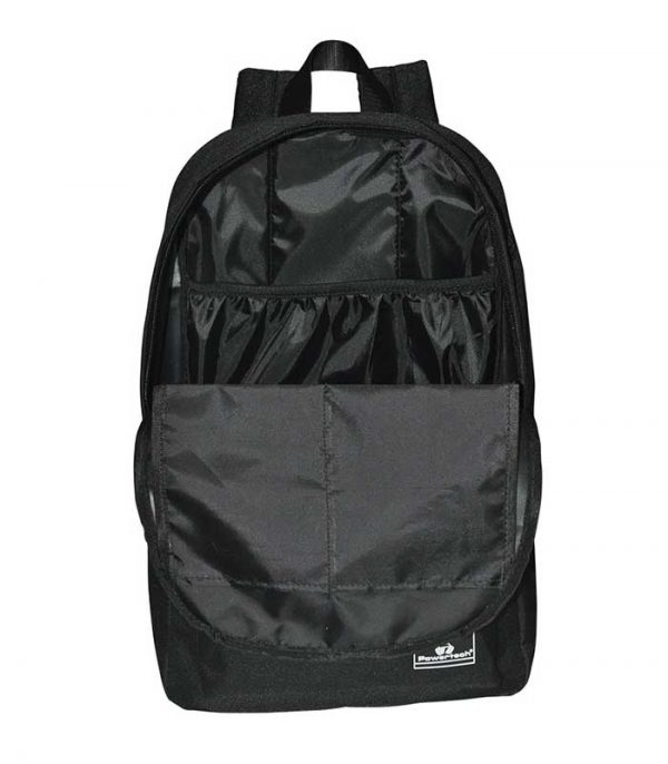 "Powertech Τσάντα πλάτης PT-701 για laptop έως 15.6"" - Μαύρο"