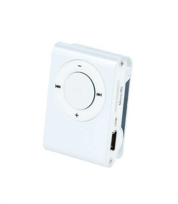 Setty MP3 Player + Ακουστικά - Ασημί