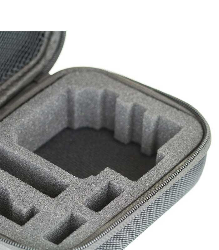 Τσάντα μεταφοράς για SJCAM, GoPro Action, Μικρού Μεγέθους - Μαύρο