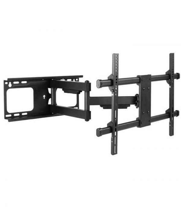 "BRATECK LPA49-463D επιτοίχια βάση βαρέως τύπου για monitor 37-70"", 60kg"