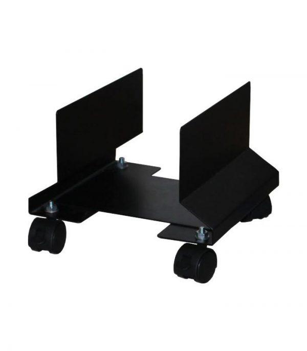 BURN OUT Μεταλλική βάση PC με ροδάκια, Universal size