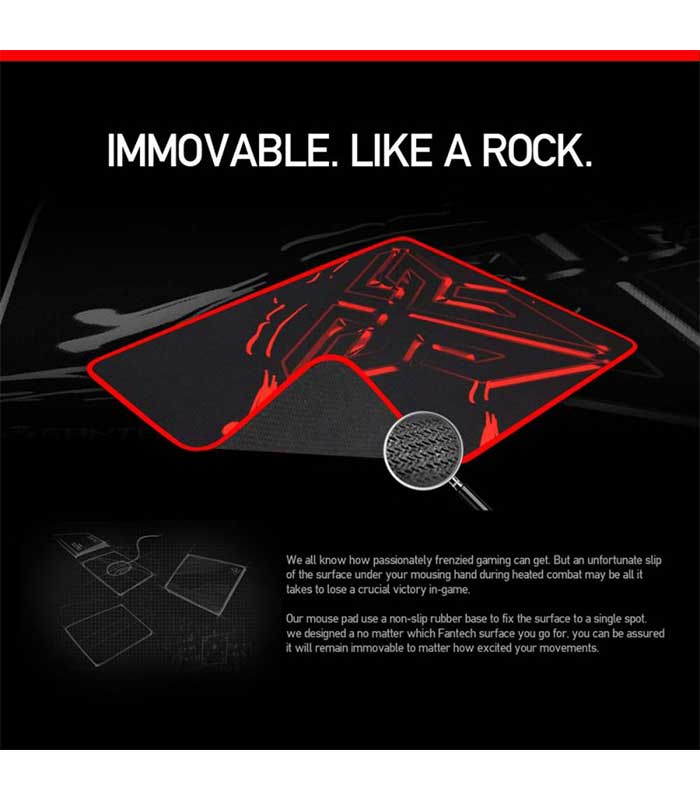 FanTech MP-80 Gaming Mousepad 800x300