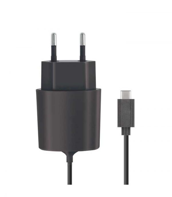 Forever USB Type-C Wall Charger 2.1A - Μαύρο