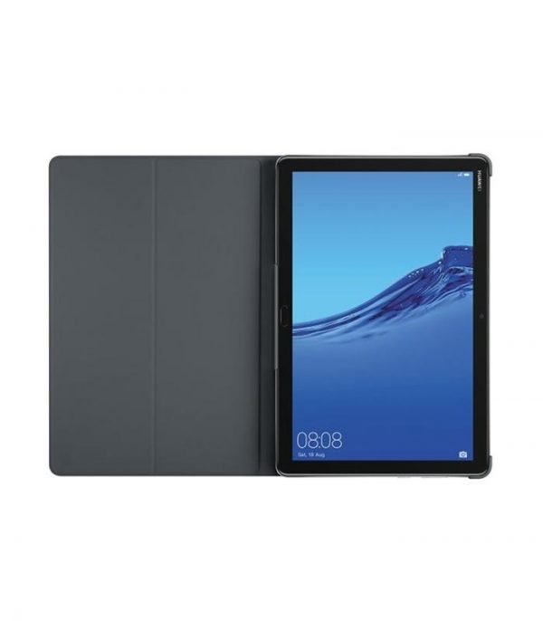 Huawei Flip Cover Case για Tablet MediaPad M5 Lite - Γκρι (dark gray)