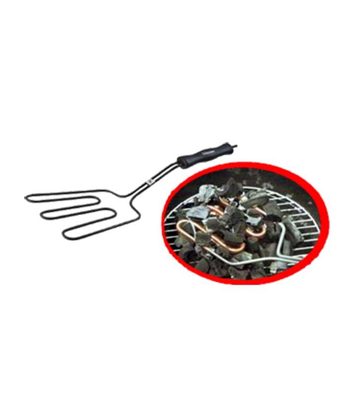 Ηλεκτρικό Προσάναμμα για Τζάκι, Ψησταριά, Κάρβουνα 230V 500W