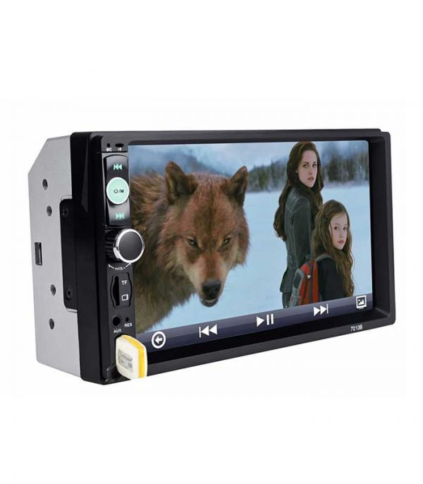 "Multimedia Οθόνη Αφής Αυτοκινήτου 7"" 2Din MP3, Bluetooth, USB, SD Card - OEM 7010B"
