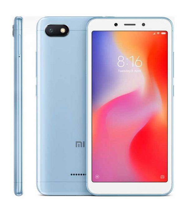 Xiaomi Redmi 6A Dual (2GB/16GB) - Μπλέ