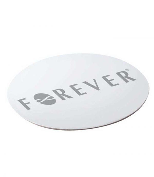 Forever Universal Αυτοκόλλητο για μαγνητική βάση (2τμχ)