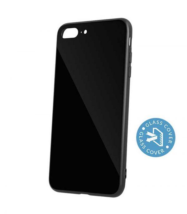 Glass case για Xiaomi Redmi 6A - Μαύρο