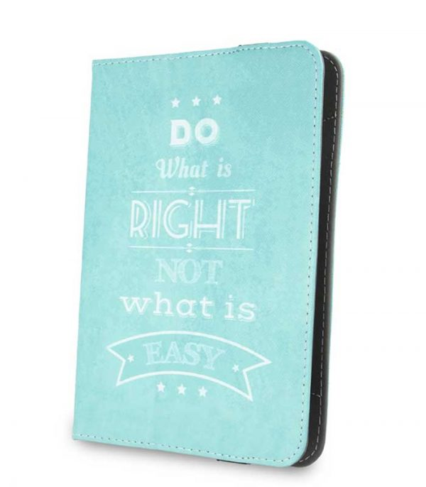 GreenGo Do What Is Right Universal θήκη για tablet 9-10""