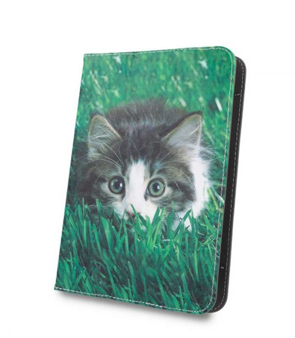 GreenGo Kitty Universal θήκη για tablet 7-8""