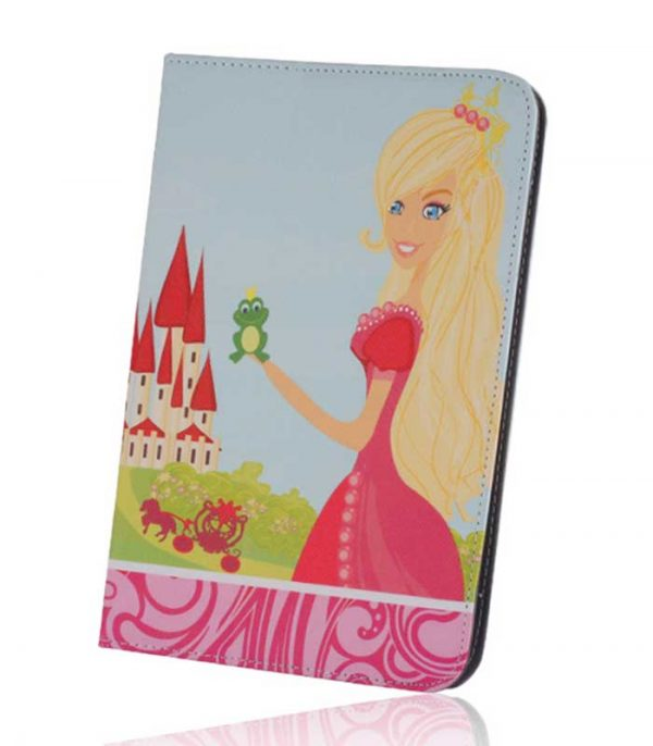 GreenGo Princess Universal θήκη για tablet 7-8""
