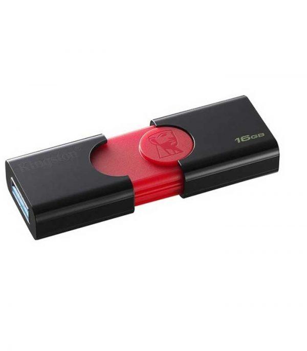 Kingston Pendrive DT106 16 GB - Μαύρο