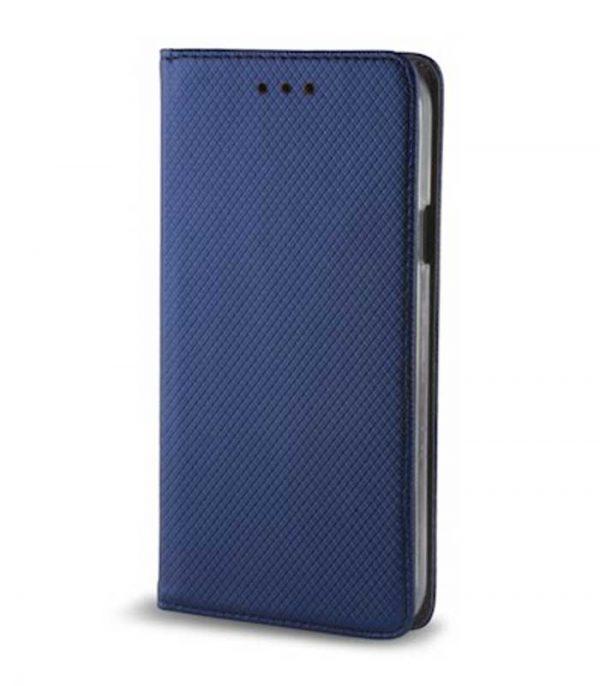 OEM Book Smart Magnet θήκη για Huawei P30 - Μπλέ