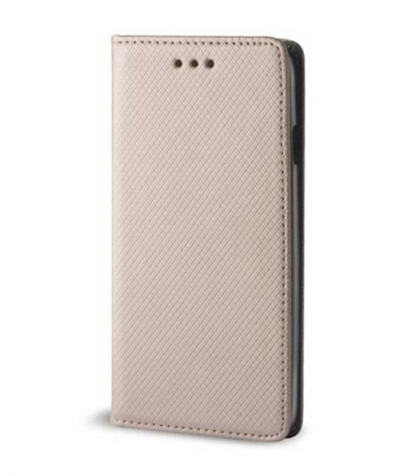 OEM Book Smart Magnet θήκη για Huawei P30 - Χρυσό