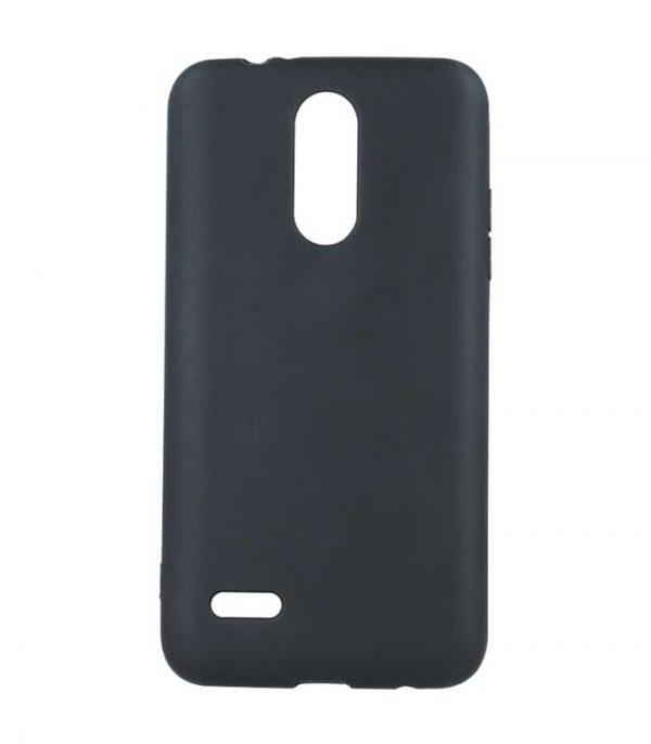 OEM Matte TPU case για Xiaomi Redmi 6A - Μαύρο