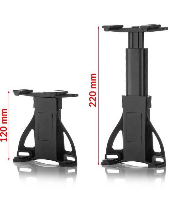 """OEM Universal Βάση Tablet για κάθισμα αυτοκινήτου 10.1"""" - Μαύρο"""