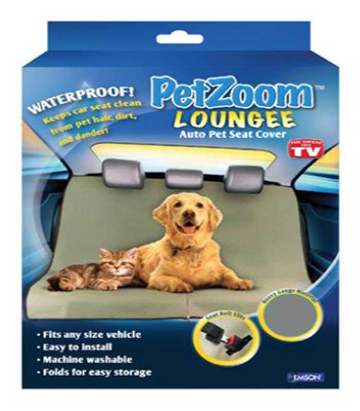 Pet Zoom Loungee - Προστατευτικό Κάλυμμα Καθισμάτων Αυτοκινήτου