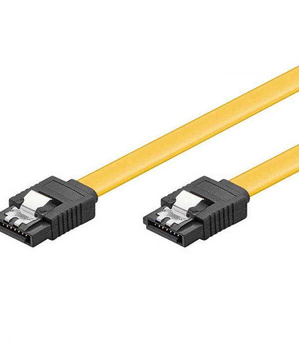 POWERTECH CAB-W023 Καλώδιο SATA III 7-pin σε 7-pin 0.2m