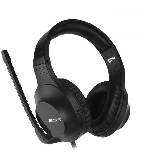 SADES Spirits Gaming Headset SA-721 - Μαύρο