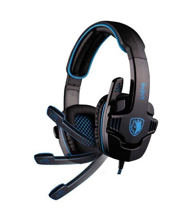 SADES Wolfang Gaming Headset USB 7.1CH