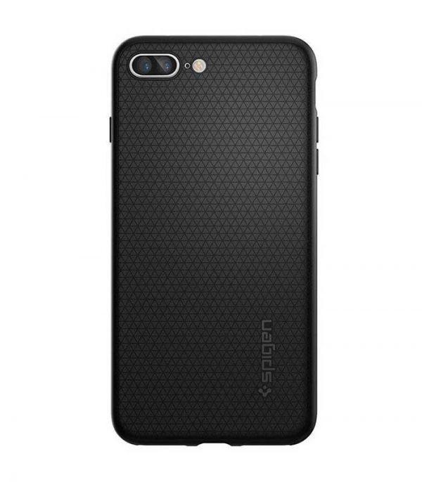 Spigen Liquid Air Armor θήκη για iPhone 8 Plus / 7 Plus - Μαύρο