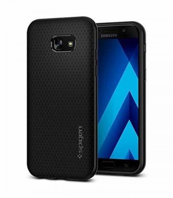 Spigen Liquid Air Armor θήκη για Samsung Galaxy A5 2017 - Μαύρο