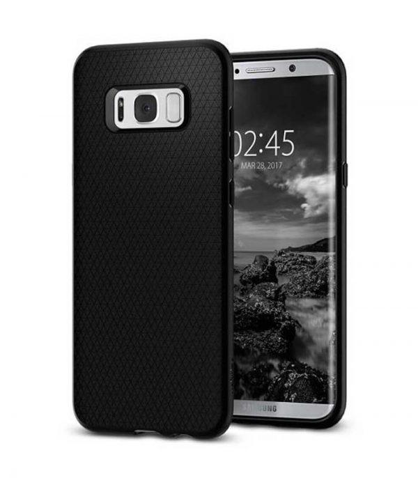 Spigen Liquid Air Armor θήκη για Samsung Galaxy S8 - Μαύρο