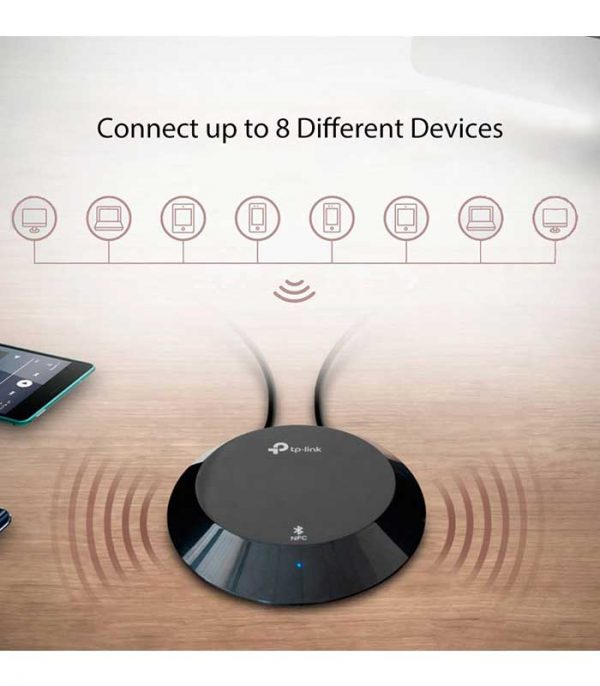 TP-LINK HA100 Bluetooth Audio Receiver - Ver. 2.0