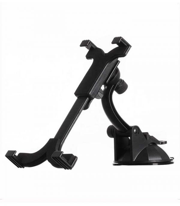 "Universal Car Windshield Mount Holder για Τablet 7"" - 10"" - Μαύρο"