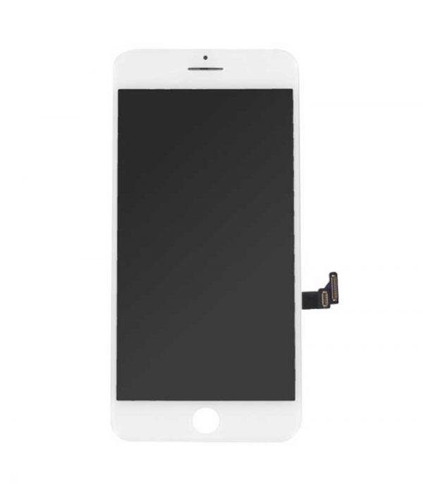 iPhone 7 Plus Display Change Glass - Λευκό