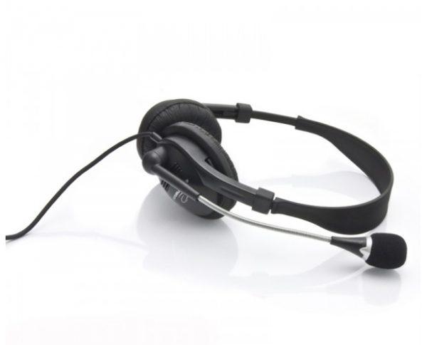 Esperanza Presto EH115 Stereo Ακουστικά με μικρόφωνο - Μαύρο