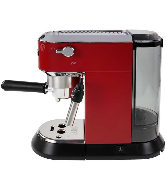 Delonghi Dedica Μηχανή Espresso EC685.R - Κόκκινο