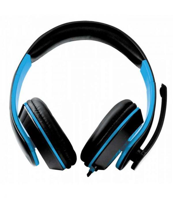Esperanza EGH300B Condor Gaming Ηeadphones with Microphone – Μπλέ