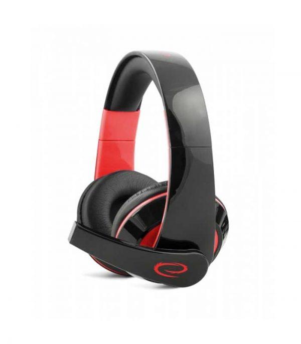 Esperanza EGH300R Condor Gaming Ηeadphones with Microphone - Κόκκινο