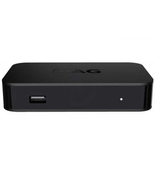 Infomir MAG322W1 IPTV Set-Top Box HEVC WiFi