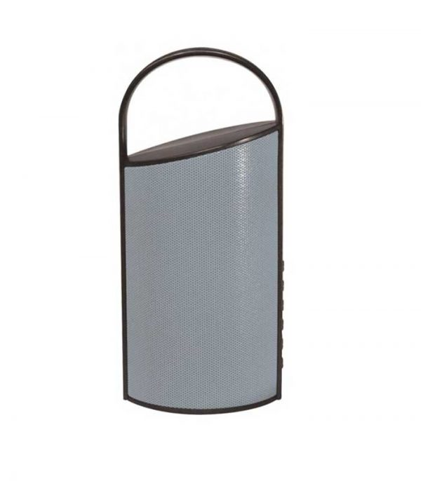 Rebeltec Blaster Bluetooth Speaker - Ασημί