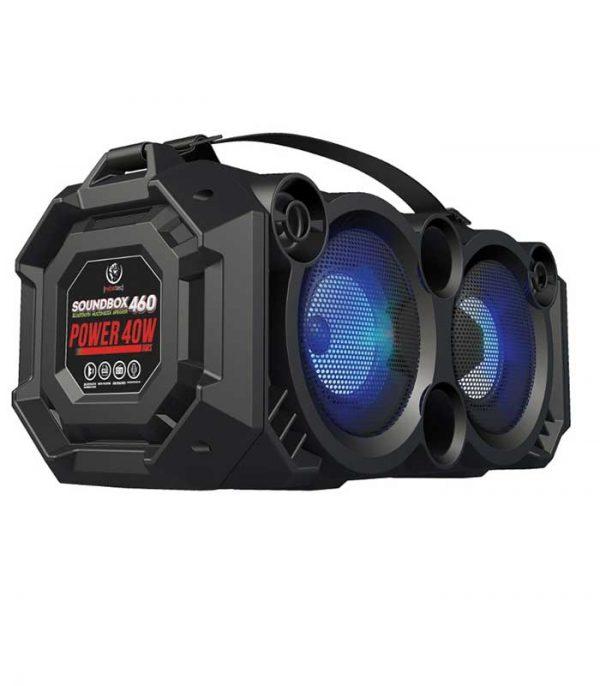 Rebeltec Soundbox 460 Bluetooth Ηχείο - Μαύρο
