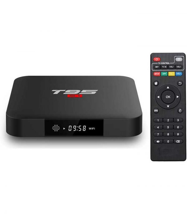 T95 S1 (S905W/2GB/16GB) 4K Android 7.1 IPTV Box