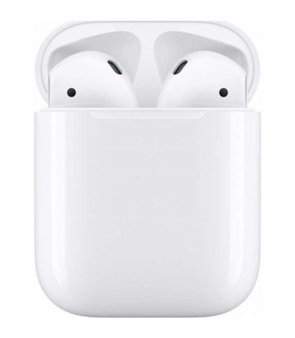 Apple AirPods 2 με Charging Case (2019) - Λευκό