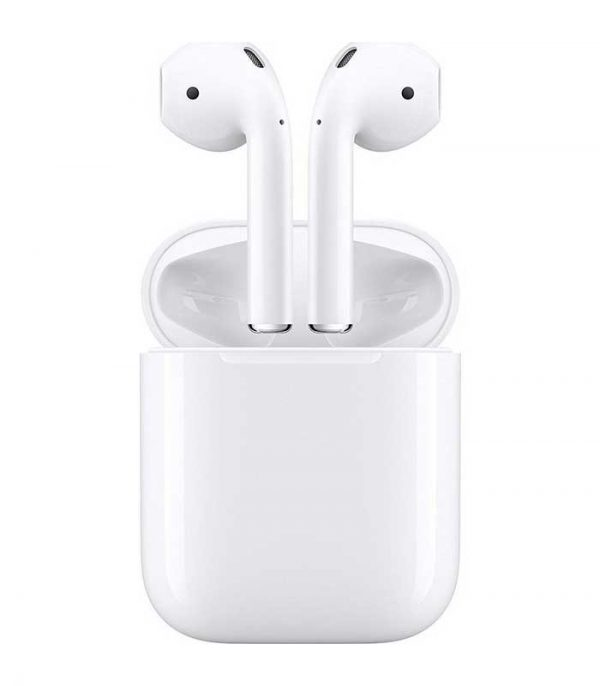 Apple AirPods με Charging Case - Λευκό