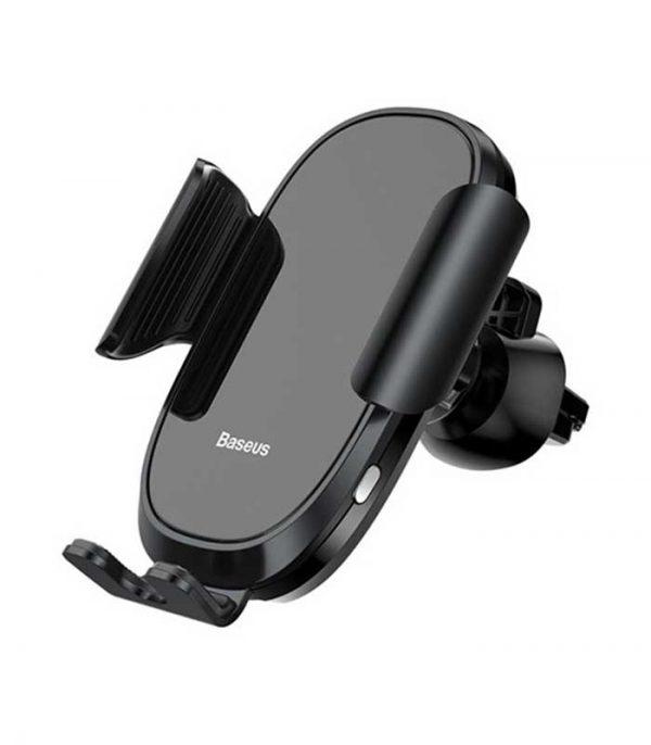 Baseus Smart Sensing Vent Βάση Αυτοκινήτου (SUGENT-ZN01) - Μαύρο